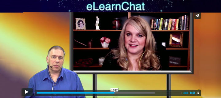 Entrepreneurship and Landing  Training Job: An eLearn Chat Interview