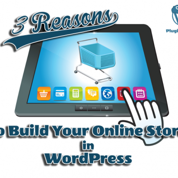 3 Reasons to Build Your Online Store in WordPress