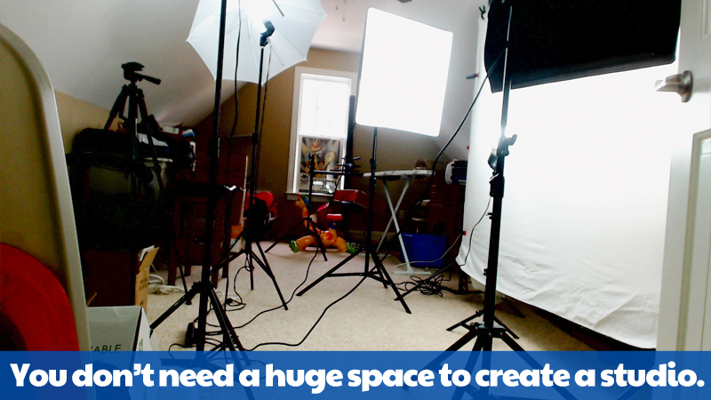 Surprising How To Make Space In Your House For A Home Recording Studio Wp Largest Home Design Picture Inspirations Pitcheantrous