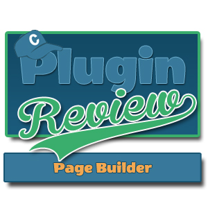 WordPress Plugin Review: Page Builder