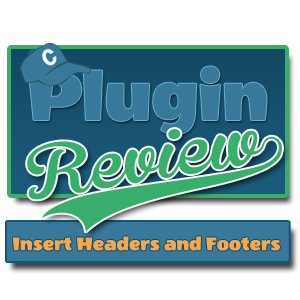 Insert Headers and Footers Plugin Review