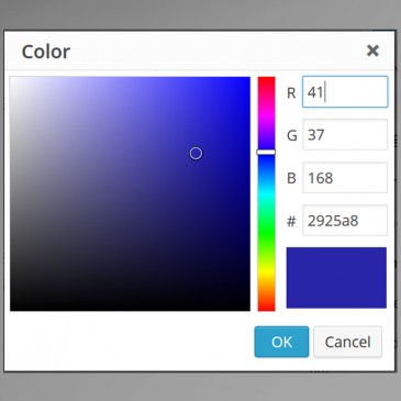 WordPress Color Picker