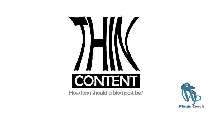 What is Thin Content